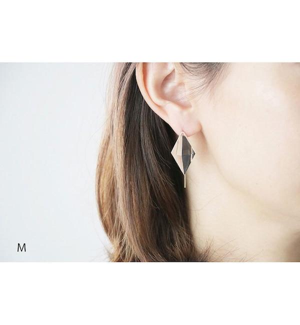 【カラフル/KARAFURU】 KIRIKO 魚子ピアス (ペア) M