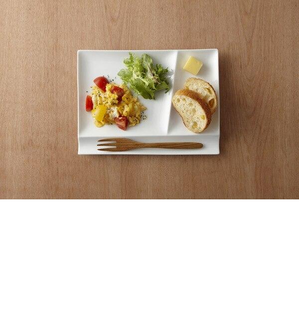 【ミヤマショッキテン/深山食器店(KOKO LUMINE)】 isola パレットL 二枚組 [送料無料]