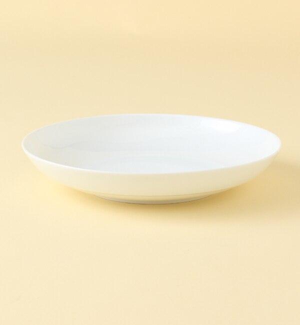 【ミヤマショッキテン/深山食器店(KOKO LUMINE)】 cavea 20? 丸深皿 [3000円(税込)以上で送料無料]