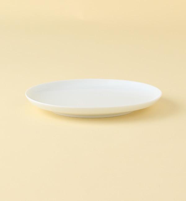 【ミヤマショッキテン/深山食器店(KOKO LUMINE)】 cavea 20? 楕円浅皿 [3000円(税込)以上で送料無料]