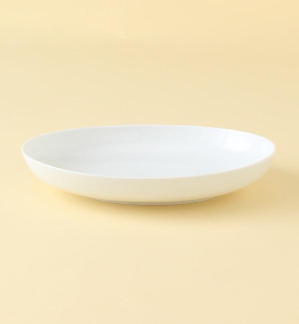 【ミヤマショッキテン/深山食器店(KOKO LUMINE)】 cavea カレー皿 [3000円(税込)以上で送料無料]