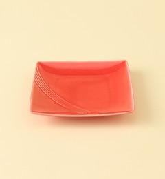 【ミヤマショッキテン/深山食器店(KOKO LUMINE)】 水引 取皿 紅 [3000円(税込)以上で送料無料]