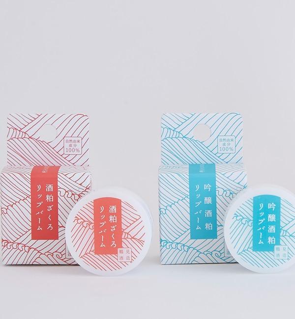 【コスメクラフト ナチュラルオーガニックビューティー/CosmeCraft Natural&Organic Beauty】 【SHUNOBI】酒粕リップバーム